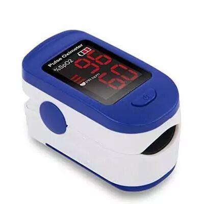 Saturimetro / Pulsossimetro da dito adulti e pediatrico