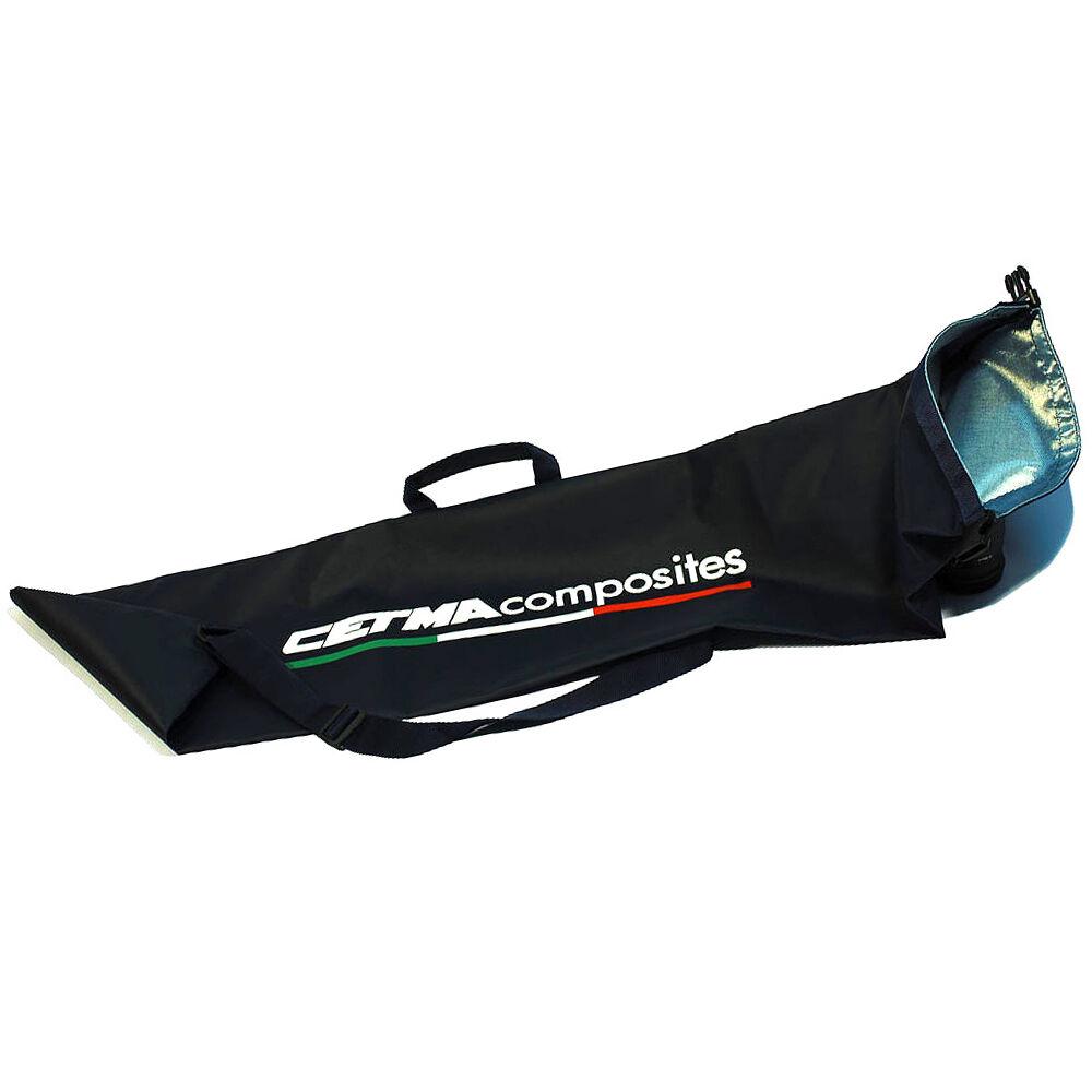 Cetma Fins Bag - Taglia Borsa Pinne: 102-120 cm Colore: Nero