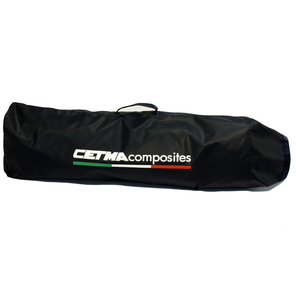 Cetma Freediving Bag - Taglia Borse: 75 Lt Colore: Nero