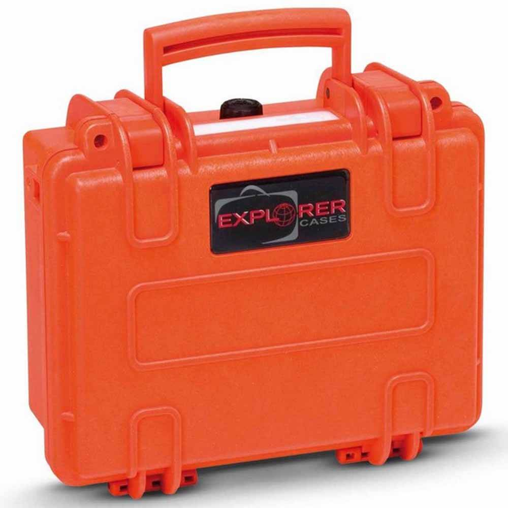 Best Divers Explorer Cases Waterproof 246x160x95 Cm - Colore: Arancione