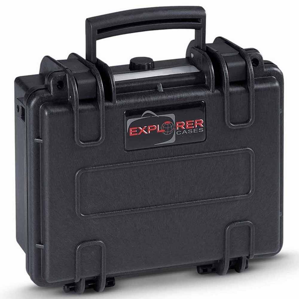 Best Divers Explorer Cases Waterproof 246x160x95 Cm - Colore: Nero