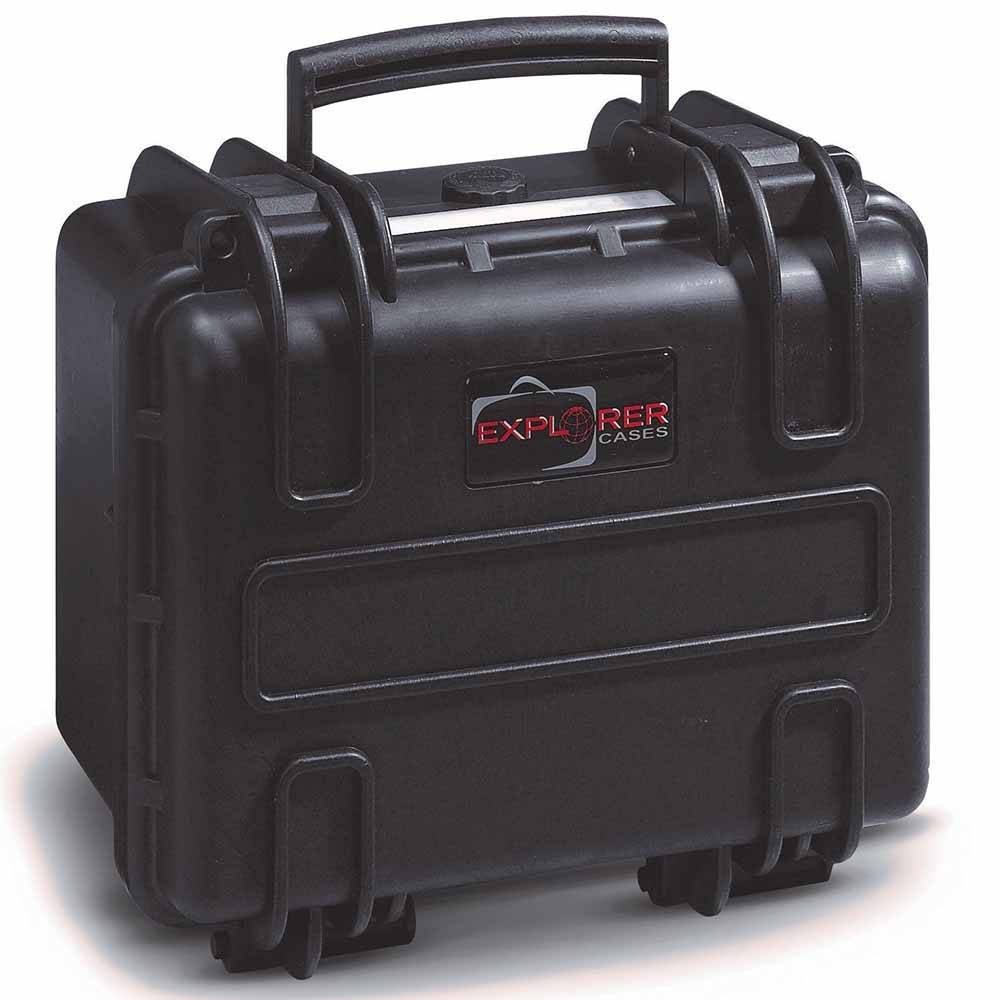 Best Divers Explorer Cases Waterproof 360x304x194 Cm - Colore: Nero