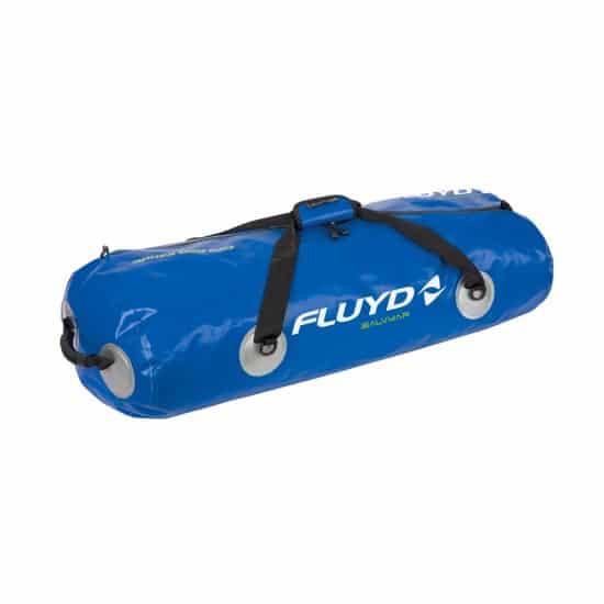 salvimar fluyd dry big blue 100 lt - taglia borse: 100 lt colore: blu