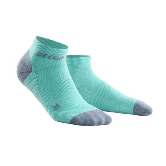 Cep Low Cut Socks 3.0 Donna - Colore: Acquamarina Taglia Calze: 2