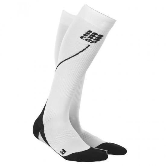 Cep Run Socks 2.0 Uomo - Colore: Bianco/Nero Taglia Calze: 3
