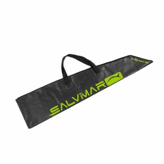 salvimar tanto bag - taglia borse: 155 cm colore: nero/acid green