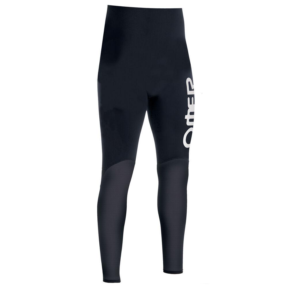 omer sub omer umberto pelizzari up-w9 pantalone valkiria donna 5mm - colore: nero taglia neoprene: s