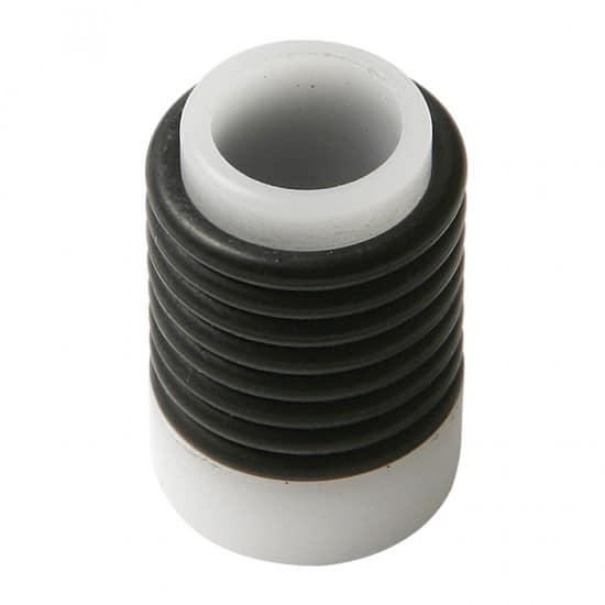 Salvimar boccola ammortizzo Asta 7mm Codolo 8 Canna 11 - Colore: Nero