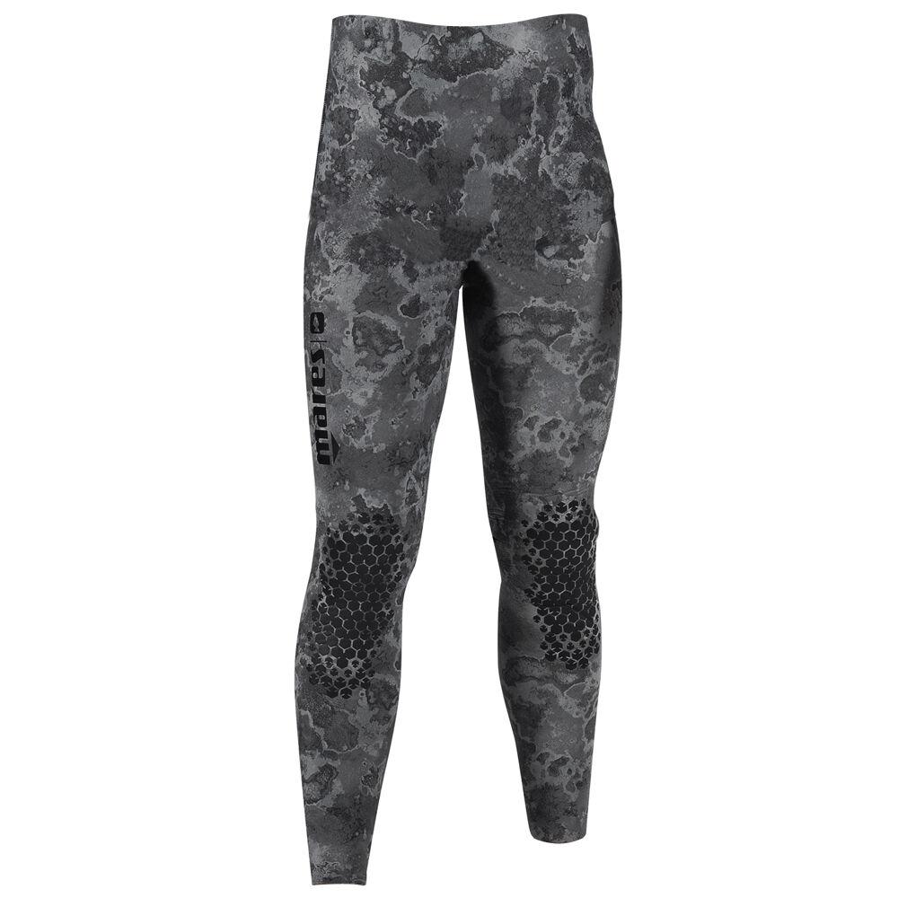 Mares Pantalone Explorer Camo Black 3mm - Taglia Neoprene: XL Colore: Mimetico Grigio