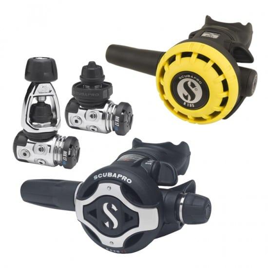Scubapro kit Erogatori per immersioni Mk17 evo S620 + Octopus R195