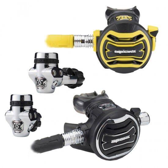 Apeks kit Erogatori per immersioni xtx 200 + Octopus Xtx 40