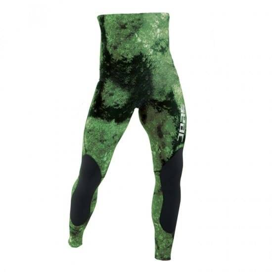 SEAC SUB Seac Pantalone Gannet Camo 5mm - Taglia Neoprene: XXXL Colore: Mimetico Verde