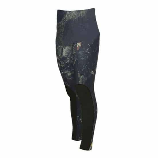 C4 Extreme Camu Pantalone 3mm - Taglia Neoprene: L Colore: Mimetico Marrone