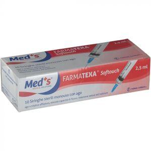 Farmac-Zabban Meds Sir Mon 2,5ml 10pz Zabb