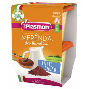 PLASMON (HEINZ ITALIA SpA) Plasmon Latte Cacao As 2 X 120 G