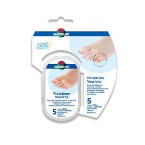 PIETRASANTA PHARMA SpA Master-Aid Foot Care Protezione Vesciche 5 Cerotti Dita 60x20mm