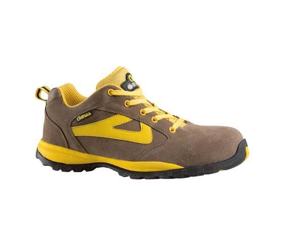 odibi scarpa da lavoro antinfortunistiche basse s1p new rubber