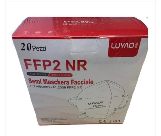 luyao mascherina monouso ffp2