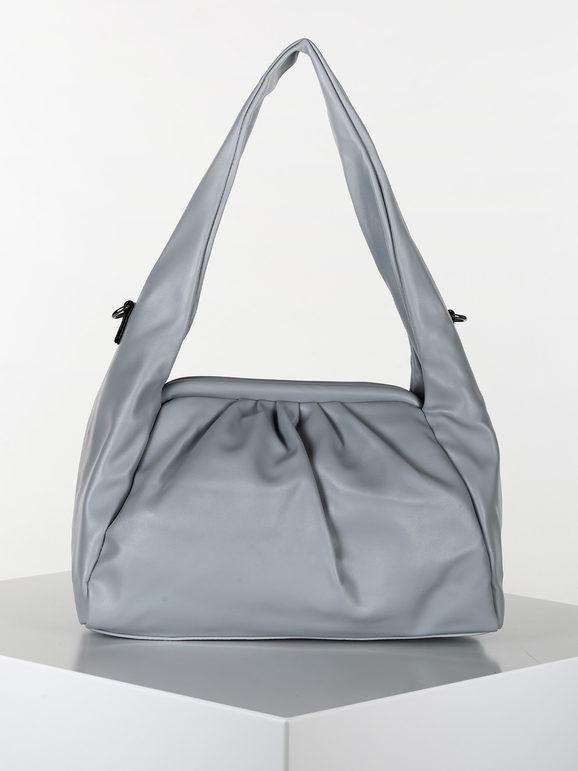 solada borsa a spalla borse a spalla donna blu taglia unica