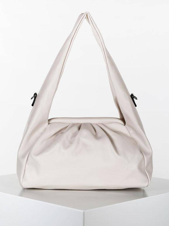 solada borsa a spalla borse a spalla donna bianco taglia unica
