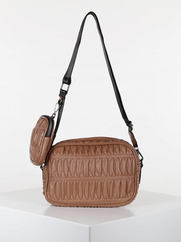 solada borsa a tracolla borse a tracolla donna marrone taglia unica
