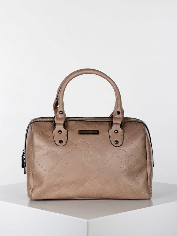 basile borsa donna a bauletto borse a mano donna beige taglia unica