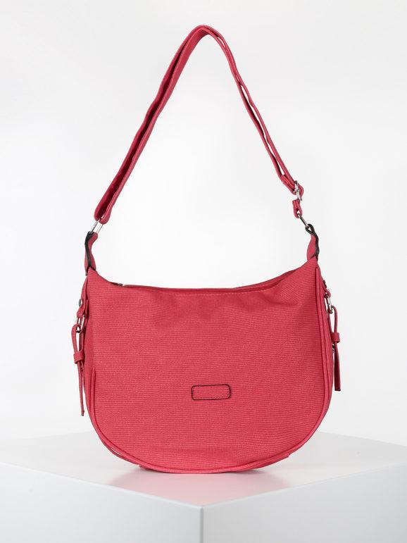 solada borsa donna hobo borse a spalla donna rosso taglia unica