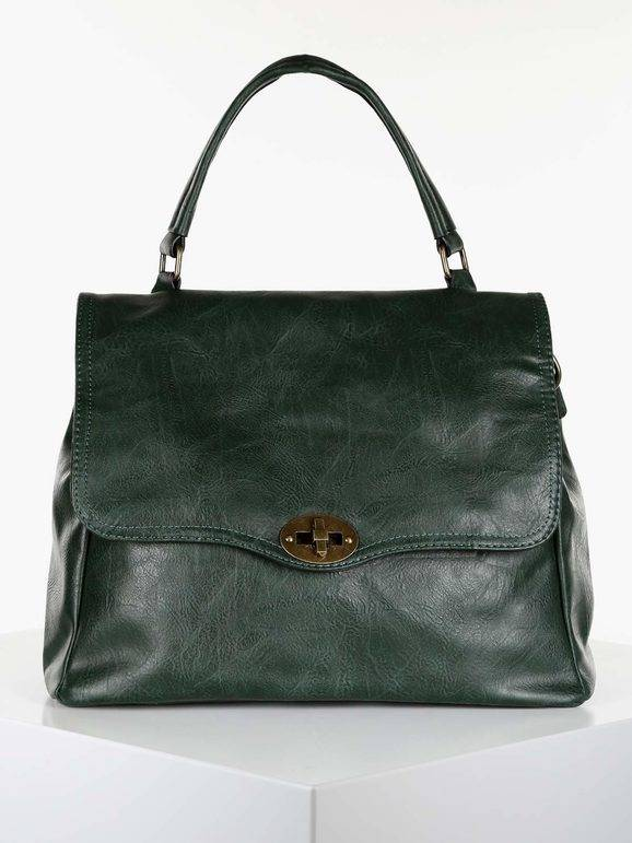 solada borsa donna borse a mano donna verde taglia unica