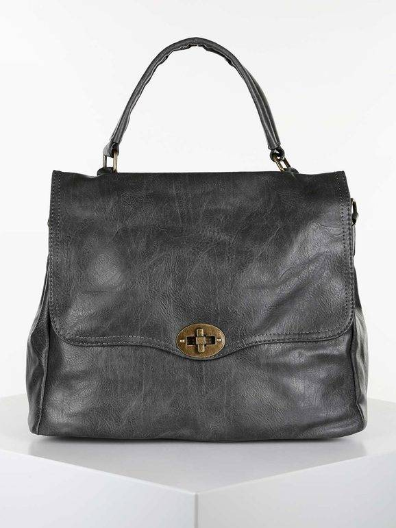 solada borsa donna borse a mano donna grigio taglia unica