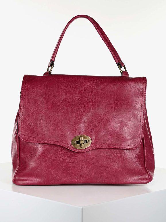 solada borsa donna borse a mano donna rosso taglia unica