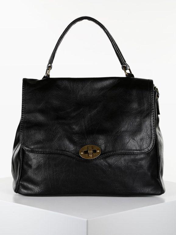 solada borsa donna borse a mano donna nero taglia unica