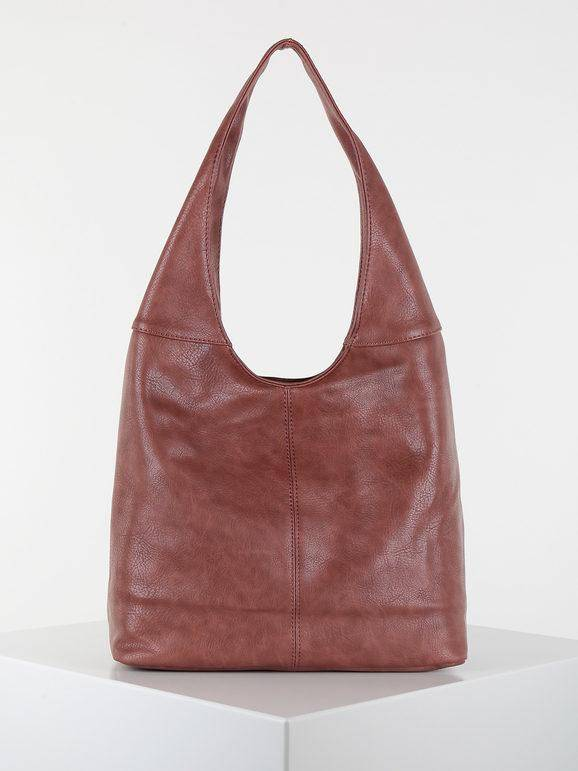 solada borsa hobo borse a spalla donna rosa taglia unica