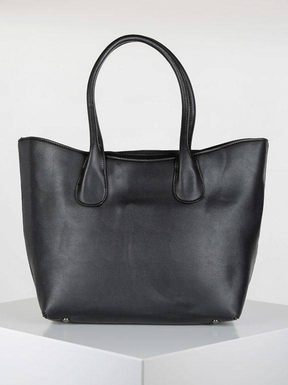 solada borsa in ecopelle borse a spalla donna nero taglia unica