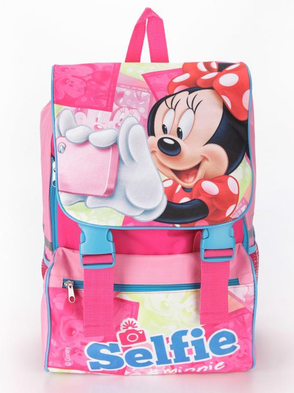 disney zaino scuola con stampa minnie borse bambina rosa taglia unica