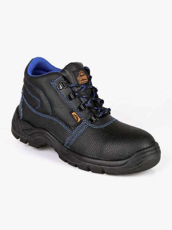 spark scarpe da lavoro antinfortunistiche scarpe antinfortunistiche uomo nero taglia 42