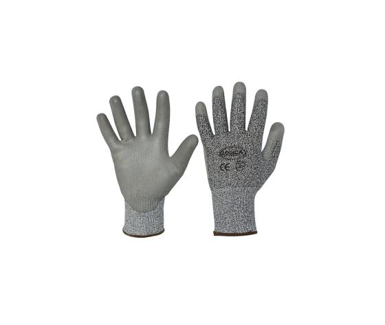 logica guanti protezione taglio, din5