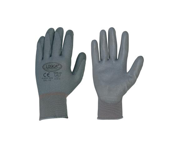 logica guanti pu linea eco polso in maglia, flexyg3/s-6