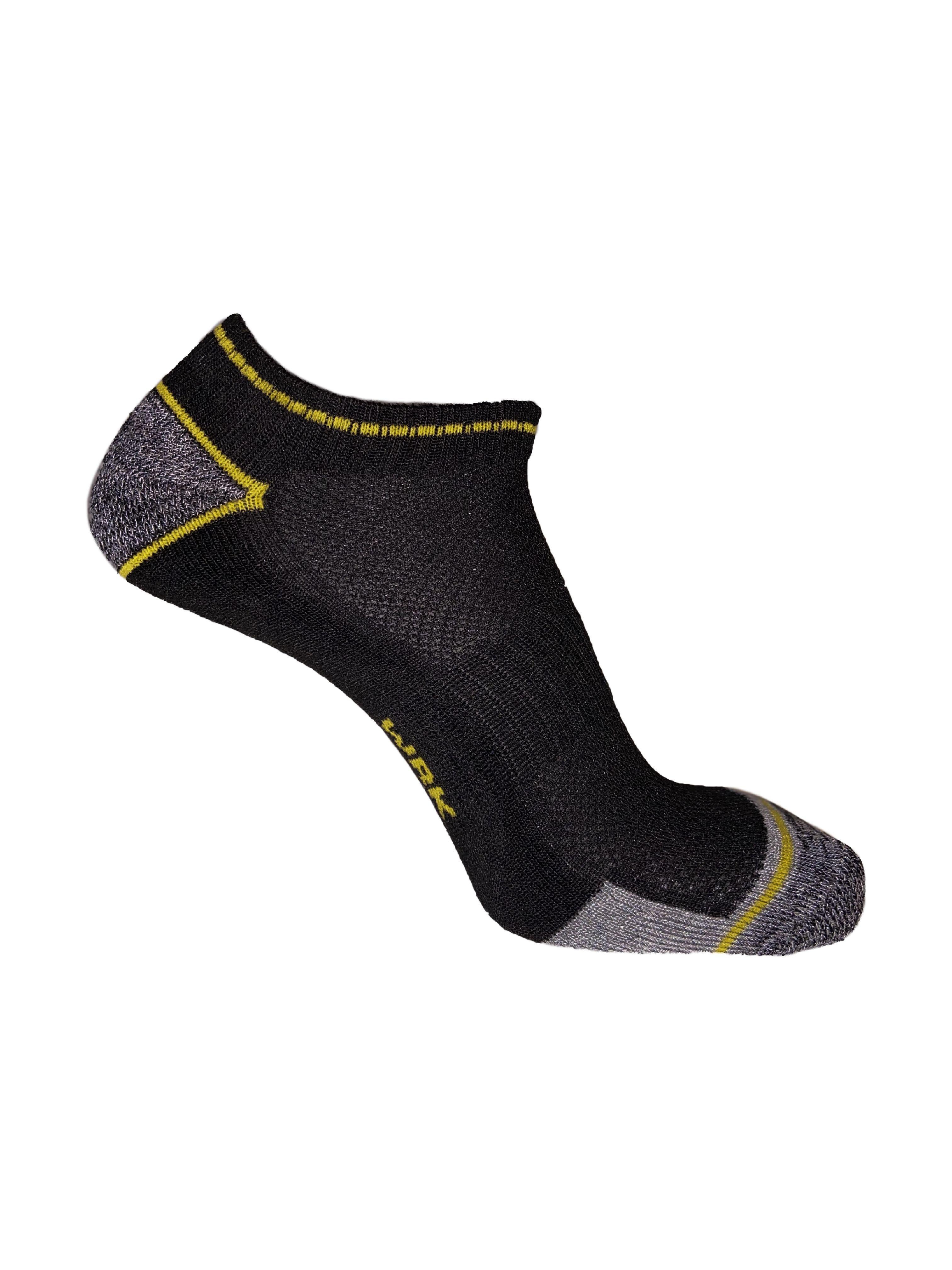 wrk 6 paia di calzini scarpa antinfortunistica da lavoro corti