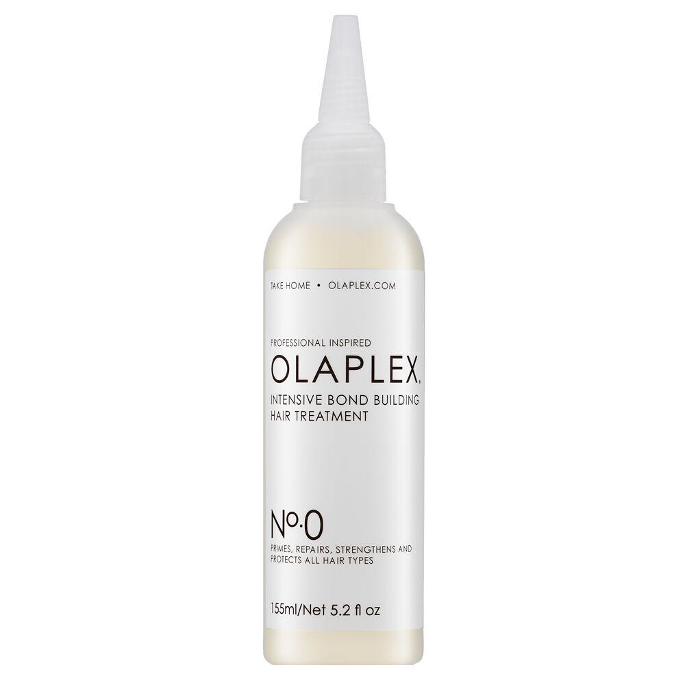olaplex intensive bond building hair treatment trattamento lisciante e rigenerante per capelli danneggiati no.0 155 ml