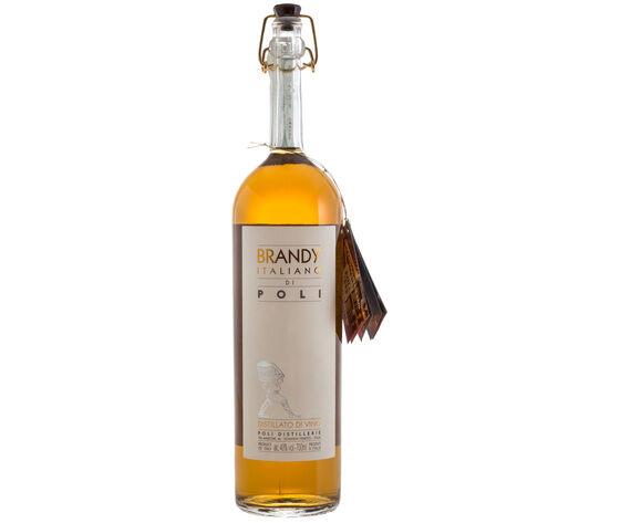 Poli - Brandy Italiano Distillato Di Vino Cl 70