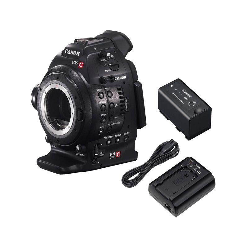 Canon EOS C100 Mark II corpo - BLACK FRIDAY SUMMER WEEK