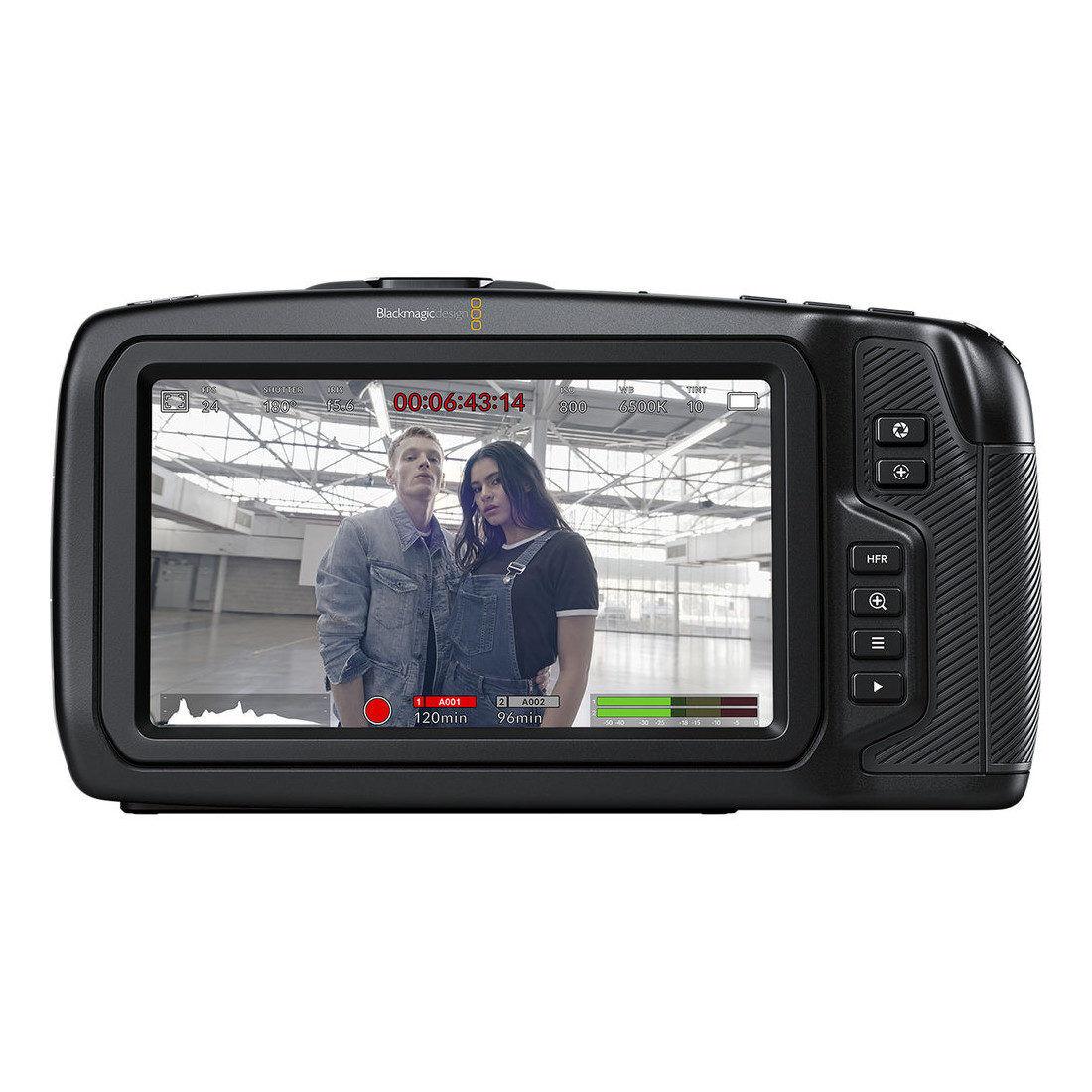 Blackmagic Pocket Cinema 6K Videocamera Body EF - BLACK FRIDAY SUMMER WEEK