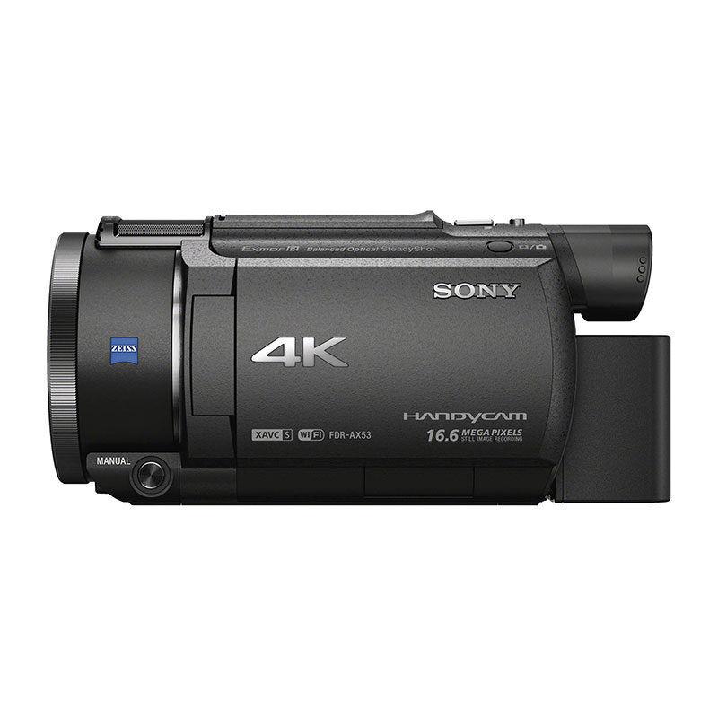 Sony FDR-AX53 4K - BLACK FRIDAY SUMMER WEEK