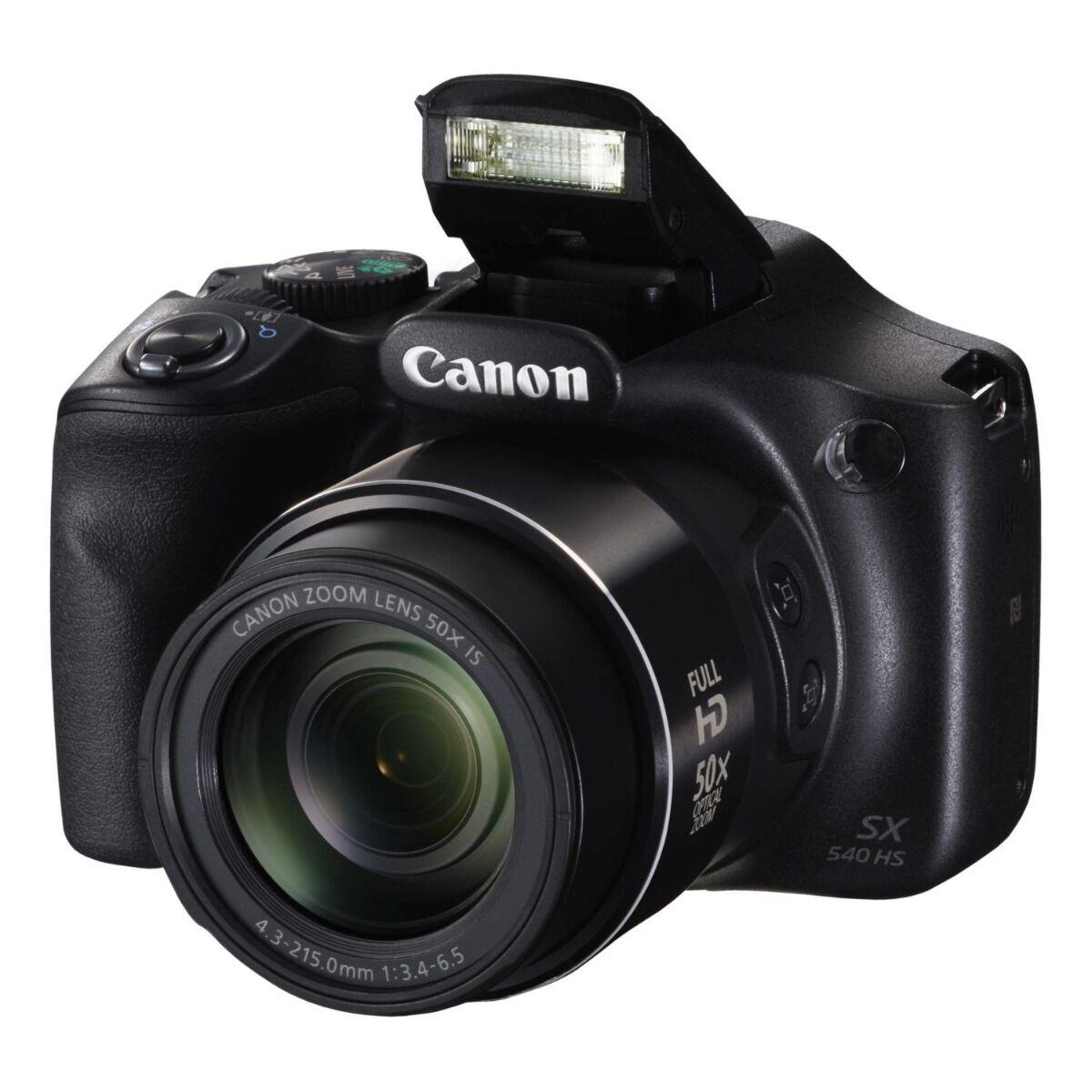 Canon PowerShot SX540 HS - BLACK FRIDAY SUMMER WEEK