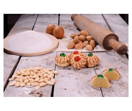Amaretti Siciliani Alla Mandorla Conf 1 Kg