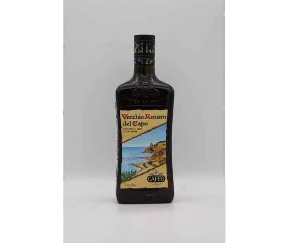 Amaro Del Capo Liquore D'Erbe Di Calabria Cl70