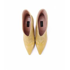 Pinko Stivaletto Menta - Colori: Giallo,Taglie Sneakers: 40