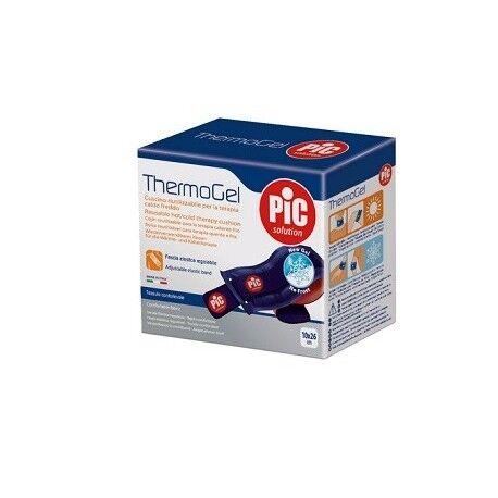 pic thermogel medio per terapia del caldo/freddo con fascia elastica