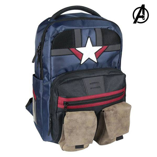 The Avengers Zaino casual the avengers azzurro