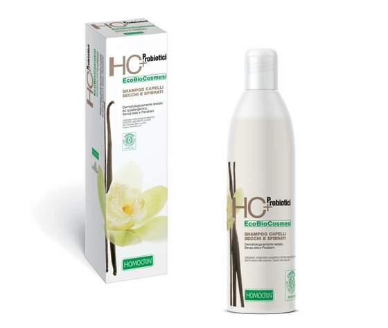 specchiasol shampoo naturale idratante per capelli secchi e sfibrati 250 ml